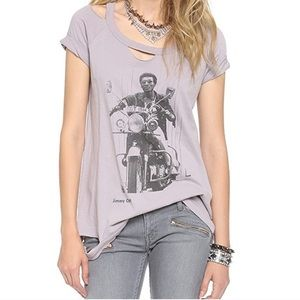 Chaser Jimmy Cliff Ride Destroyed Tee